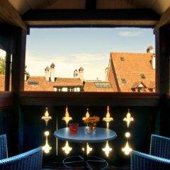 Отель Goldener Schlüssel 3* Полулюкс с различными типами кроватей фото 2