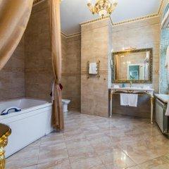 Hotel Petrovsky Prichal Luxury Hotel&SPA 5* Люкс разные типы кроватей фото 5