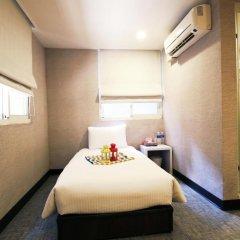 Отель Ximen Taipei DreamHouse 2* Стандартный номер с 2 отдельными кроватями фото 9
