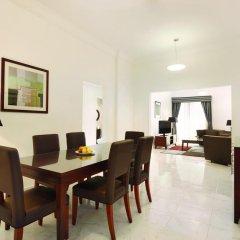 Golden Sands Hotel Sharjah 4* Апартаменты фото 9
