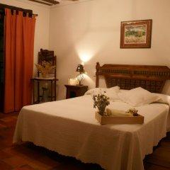 Hotel Rural El Adarve Мадеруэло комната для гостей фото 5