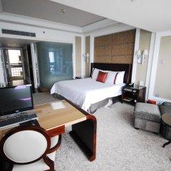Shan Dong Hotel 4* Улучшенный номер с различными типами кроватей фото 6