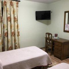 Отель Hostal Rio de Oro Алькаудете удобства в номере