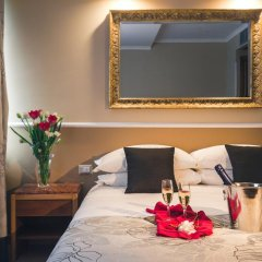 Отель Archimede 4* Номер категории Эконом с двуспальной кроватью фото 7