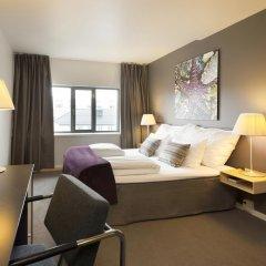 Quality Hotel Tønsberg 3* Стандартный номер с различными типами кроватей