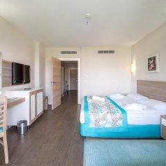 Crystal Sunrise Queen Luxury Resort & Spa 5* Стандартный семейный номер с двуспальной кроватью фото 4