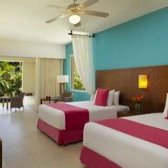 Отель Now Larimar Punta Cana - All Inclusive 4* Номер Делюкс с различными типами кроватей фото 8