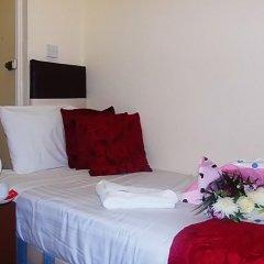 Victoria Station Hotel 2* Стандартный номер с различными типами кроватей