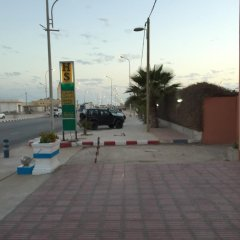 Hotel Sahel in Nouadhibou, Mauritania from 155$, photos, reviews - zenhotels.com parking