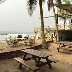 Birdrock Hotel Anomabo пляж