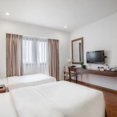Authentic Hanoi Boutique Hotel комната для гостей фото 6
