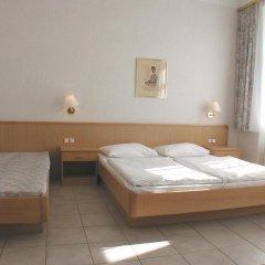 Отель Pension Fünfhaus 2* Стандартный номер с различными типами кроватей фото 3