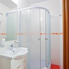 Гостиница Виктория Стандартный номер с различными типами кроватей фото 7