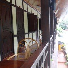 Отель Villa Somphong 2* Номер Делюкс с 2 отдельными кроватями фото 8