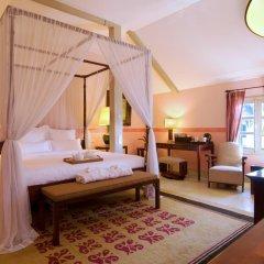 Villa Maly Boutique Hotel 4* Номер Делюкс с двуспальной кроватью