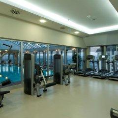 WOW Istanbul Hotel фитнесс-зал фото 4