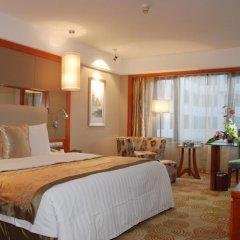 Prime Hotel Beijing Wangfujing 4* Улучшенный номер с различными типами кроватей фото 2