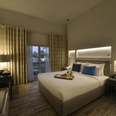 Отель Sealine Beach - a Murwab Resort 5* Номер Делюкс с различными типами кроватей фото 4