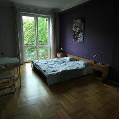 Globetrotter Hostel Варшава комната для гостей фото 3