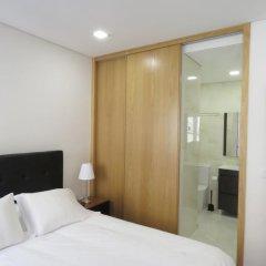 Апартаменты Downtown Boutique Studio & Suites Улучшенный люкс с различными типами кроватей фото 10