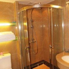 Отель Guangzhou City Inn Hotel Beijing Road Китай, Гуанчжоу - отзывы, цены и фото номеров - забронировать отель Guangzhou City Inn Hotel Beijing Road онлайн ванная