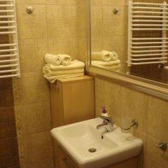 Отель Stara Garbarnia Вроцлав ванная