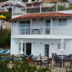 Paradise Villas 2* Вилла с различными типами кроватей фото 30