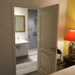Отель The Old Lady ванная