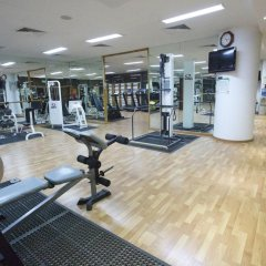 Movenpick Hotel Amman (ex Holiday Inn Amman) фитнесс-зал фото 2