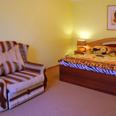 Гостиница Тарас Бульба Люкс разные типы кроватей