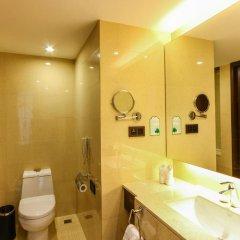 Guangdong Yingbin Hotel 4* Представительский номер с различными типами кроватей фото 8