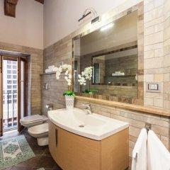Апартаменты Impero Vaticano Navona Apartment ванная