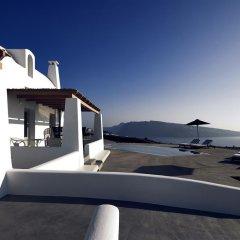 Отель Santo Maris Oia, Luxury Suites & Spa 5* Вилла Делюкс с различными типами кроватей фото 17