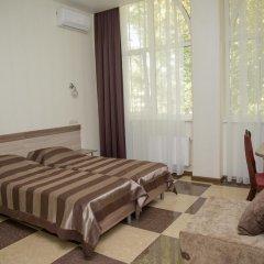 Гостиница Фестиваль Номер Комфорт с двуспальной кроватью фото 6