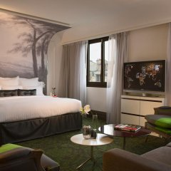 Renaissance Paris Hotel Le Parc Trocadero комната для гостей