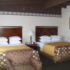 Отель Super 8 by Wyndham Los Angeles-Culver City Area 2* Стандартный номер с 2 отдельными кроватями фото 4