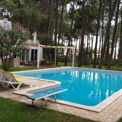 Отель Villapinheiros бассейн