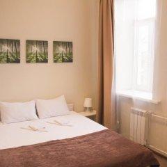 Мини-Отель Агиос на Курской 3* Улучшенный номер с двуспальной кроватью