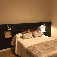 Отель Pension Portbou Барселона комната для гостей
