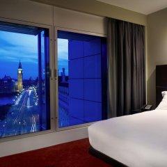 Отель Park Plaza Westminster Bridge London комната для гостей фото 3