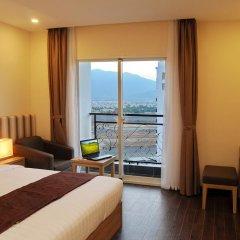 Begonia Nha Trang Hotel комната для гостей фото 6