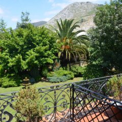 Отель Posada Real La Montañesa балкон