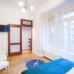 Baross City Hotel - Budapest 3* Улучшенные апартаменты с различными типами кроватей фото 4