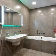 Гостиница ВеличЪ Country Club 4* Улучшенные апартаменты с различными типами кроватей