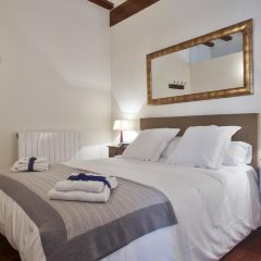 Апартаменты Habitat Apartments Ferran Барселона комната для гостей фото 5
