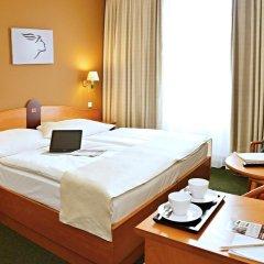 Hotel Merkur 3* Стандартный номер фото 4