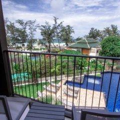 Отель Sugar Marina Resort - ART - Karon Beach 4* Номер Делюкс с двуспальной кроватью фото 3