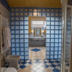 Отель Villa Pasiega Испания, Лианьо - отзывы, цены и фото номеров - забронировать отель Villa Pasiega онлайн ванная