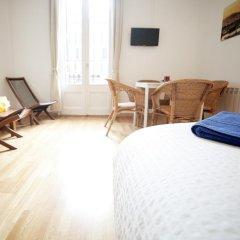 Отель Exe Plaza Catalunya Барселона комната для гостей фото 4