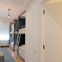 Отель Karavan Inn Кровать в общем номере с двухъярусной кроватью фото 4